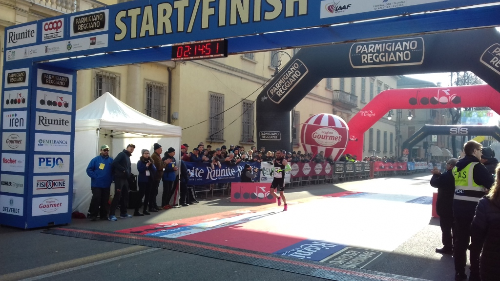 Maratona Reggio Emilia